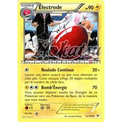 PKM 022/108 Électrode