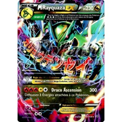 PKM 061/108 MegaRayquazaEX