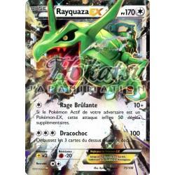 PKM 075/108 Rayquaza-EX