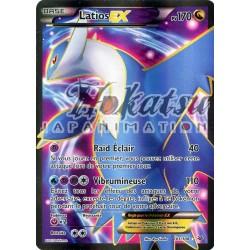 PKM 101/108 Latios-EX