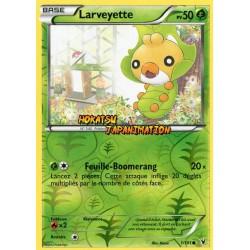 PKM Reverse 001/101 Larveyette