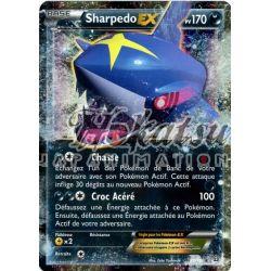 PKM 091/160 Sharpedo-EX