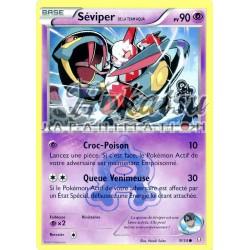 PKM 009/34 Team Aqua's Seviper