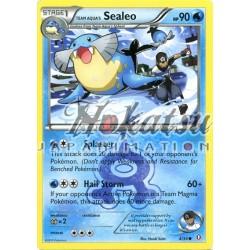PKM 004/34 Team Aqua's Sealeo