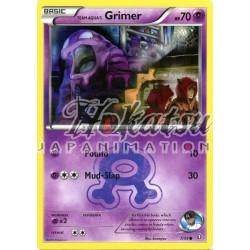 PKM 007/34 Team Aqua's Grimer