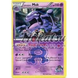 PKM 008/34 Team Aqua's Muk