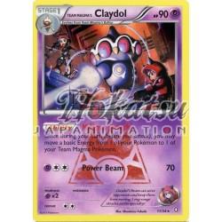 PKM 011/34 Team Magma's Claydol