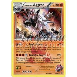 PKM 014/34 Team Magma's Aggron