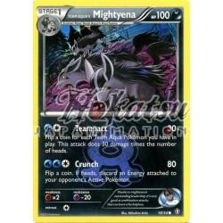 PKM 018/34 Team Aqua's Mightyena