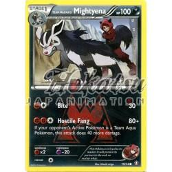 PKM 019/34 Team Magma's Mightyena