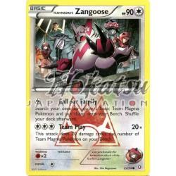 PKM 022/34 Team Magma's Zangoose