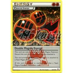 PKM 034/34 Double Magma Energy