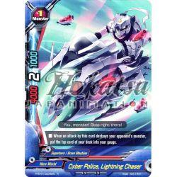 BFE Foil H-BT01/0036EN Cyber Police, Lightning Chaser