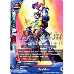 BFE Foil H-BT01/0037EN Card Burn