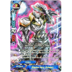 BFE H-EB02/0003EN Shadow Hero, Schwarz