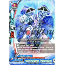 BFE H-EB02/0017EN Rescue Dragon, Transmission