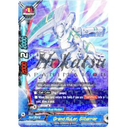 BFE H-EB02/0021EN Grand RuLer, Silbarrier