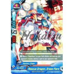BFE H-EB02/0045EN Rescue Dragon, Erase Flare