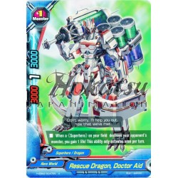 BFE H-EB02/0047EN Rescue Dragon, Doctor Aid