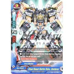 BFE Foil H-EB02/0034EN Steel Beast Battle Robo, Gaidenor