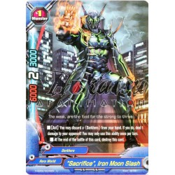 BFE Foil H-EB02/0039EN Sacrifice, Iron Moon Slash