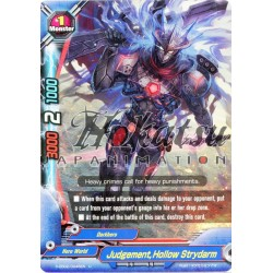 BFE Foil H-EB02/0046EN Judgement, Hollow Strydom