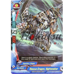 BFE Foil H-EB02/0050EN Rescue Dragon, Nightstalker