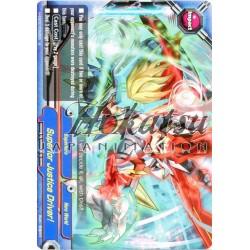 BFE Foil H-EB02/0062EN Superior Justice Driver!