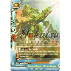 BFE PR/0109EN Rescue Dragon, Seven Ranger
