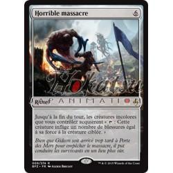 MTG 009/274 Gruesome Slaughter