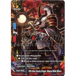 BFE H-BT03/0001EN Fifth Omni Cavalry Dragon, Magical Blade Mizaru