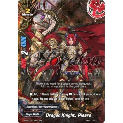 BFE H-BT03/0002EN Dragon Knight, Pisaro