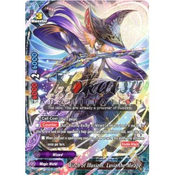 BFE H-BT03/0004EN Witch of Illusions, Luvia the Mirage