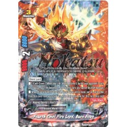BFE H-BT03/0006EN Fourth Omni Fire Lord, Burn Nova