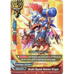 BFE H-BT03/0010EN Double Squeek Hammer Dragon