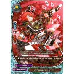 BFE H-BT03/0028EN Battlewizard, The Ace