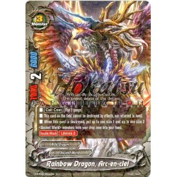 BFE H-BT03/0034EN Rainbow Dragon, Arc-en-ciel