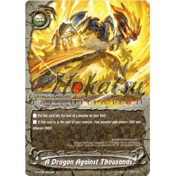 BFE H-BT03/0037EN A Dragon Against Thousands