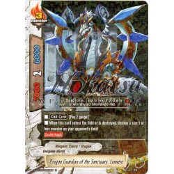 BFE H-BT03/0040EN Dragon Guardian of the Sanctuary, Lumiere