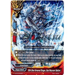 BFE H-BT03/0048EN Fifth Omni Armored Dragon, Soul Returner Seikirei
