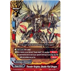 BFE H-BT03/0051EN Thunder Knights, Double Flail Dragon