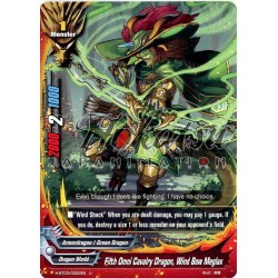 BFE H-BT03/0052EN Fifth Omni Cavalry Dragon, Wind Bow Meglax