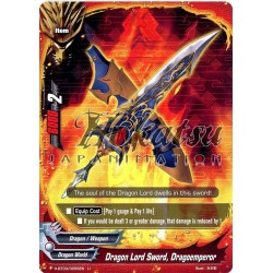 BFE H-BT03/0056EN Dragon Lord Sword, Dragoemperor