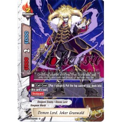 BFE H-BT03/0071EN Demon Lord, Joker Grunwald