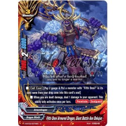 BFE H-BT03/0079EN Fifth Omni Armored Dragon, Giant Battle Axe Dokujun