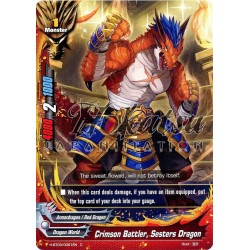 BFE H-BT03/0081EN Crimson Battler, Sesters Dragon