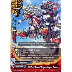 BFE H-BT03/0082EN Fifth Omni Armored Dragon, Smuggler Torame