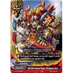 BFE H-BT03/0083EN Fifth Omni Armored Dragon, Disintigrate Arare