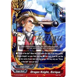 BFE H-BT03/0086EN Dragon Knight, Enrique