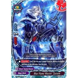 BFE H-BT03/0094EN Blue Flame Master, Zustein